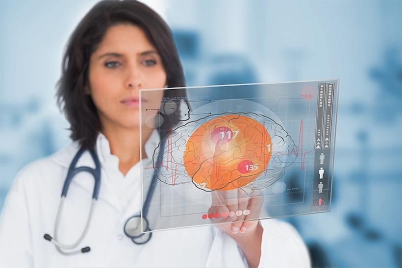 Magnesiummangel im Gehirn